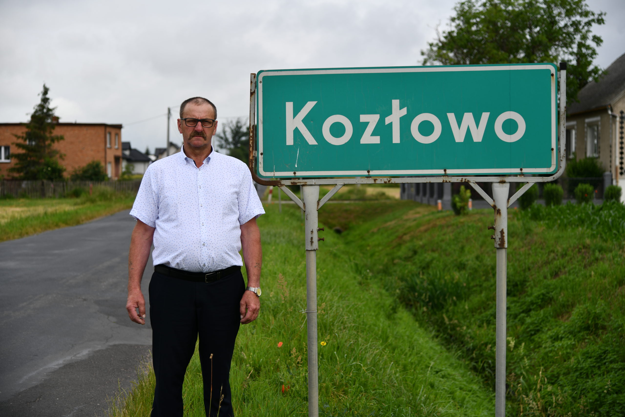 Sołtys - Andrzej Cichy